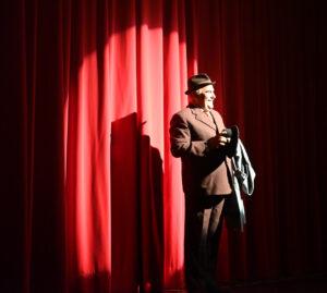 Min Fründ Armin jetzt im Löwensaal in Andelfingen!